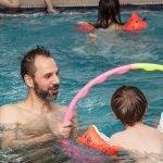 Schwimmkurs in den Sommerferien im Alstertal