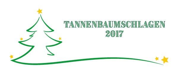 Tannenbaumschlagen 2017