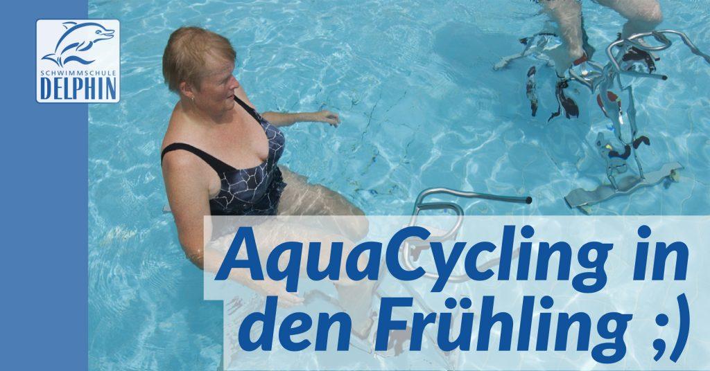 AquaCycling in den Frühling