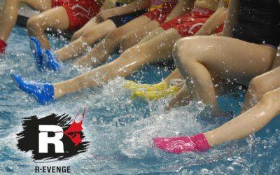 Mit Schwimmsocken ohne Ausrutscher schwimmen