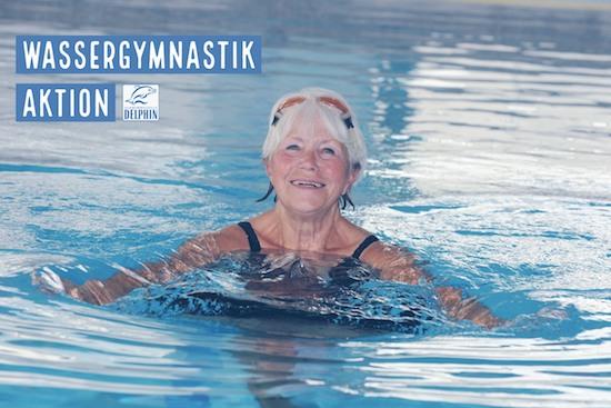 Aktionsangebot Wassergymnastik im Seevetal