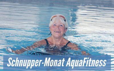 Schnuppermonat AquaFitness im Seevetal