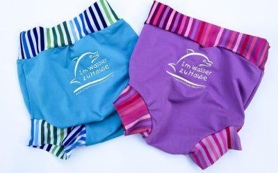 Welche Windeln sind am besten fürs Babyschwimmen?