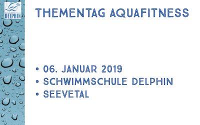 Thementag AquaFitness am 06. Januar 2019 im Seevetal