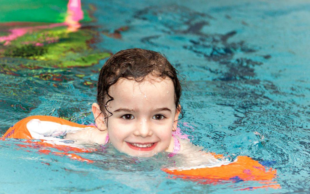 Schwimmflügel  – die ideale Schwimmhilfe
