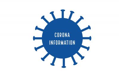 Infos zum Umgang mit dem Corona Virus